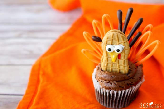 easy-turkey-cupcakes
