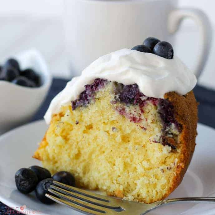 Turn Cake Mix Into Pound Cake