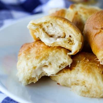 Cheesy Chicken Rollups