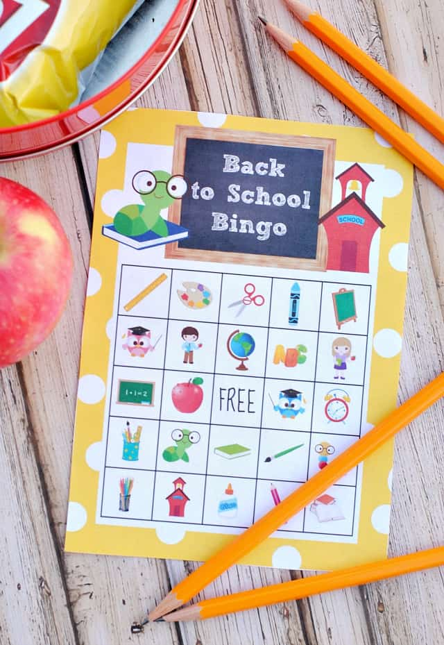 21 Fun Back to School Games to Start the 2018 School Year