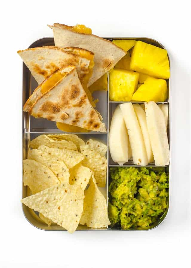 School Lunch Ideas for Kids
